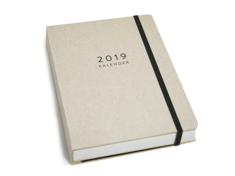 Tageskalender 2019, Hardcover